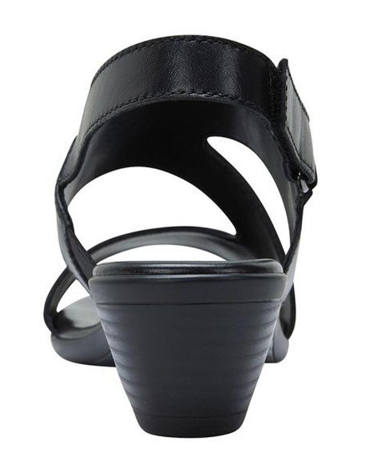 Orchid Black Glove Sandal image 5