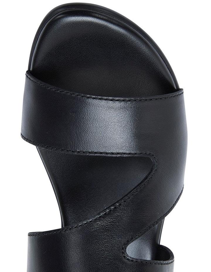 Orchid Black Glove Sandal image 7