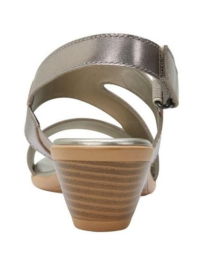 Orchid Pewter Metallic Sandal image 5