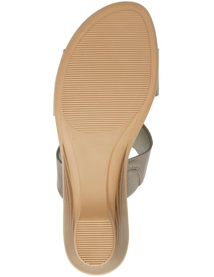 Orchid Pewter Metallic Sandal image 6