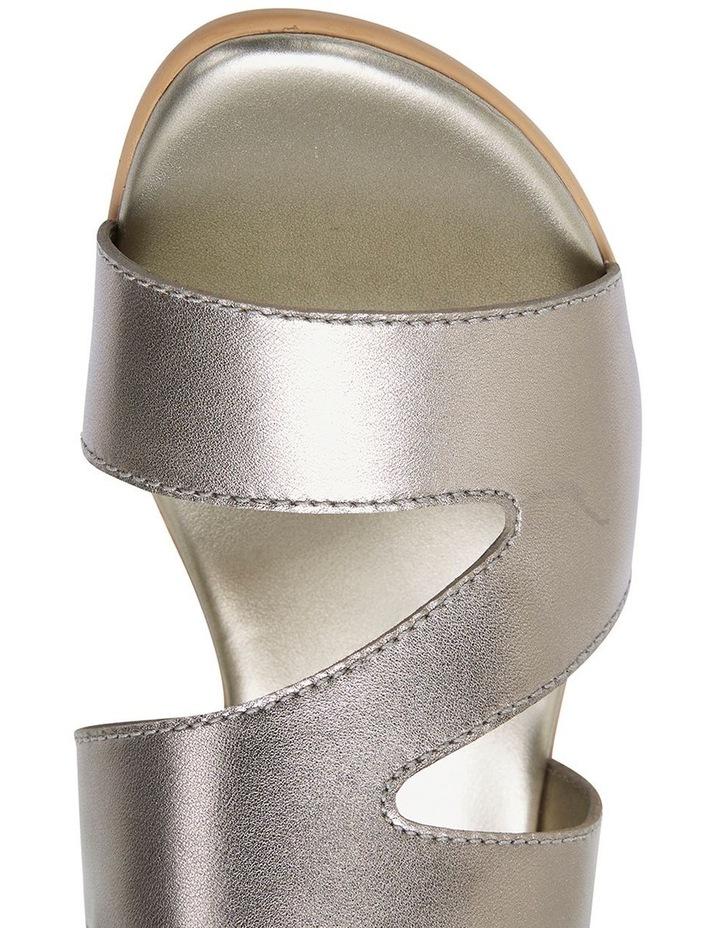 Orchid Pewter Metallic Sandal image 7