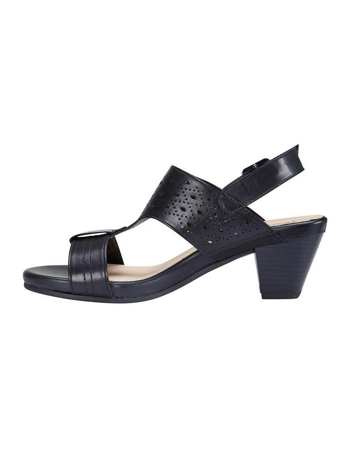 Fonda Black Glove Sandal image 3