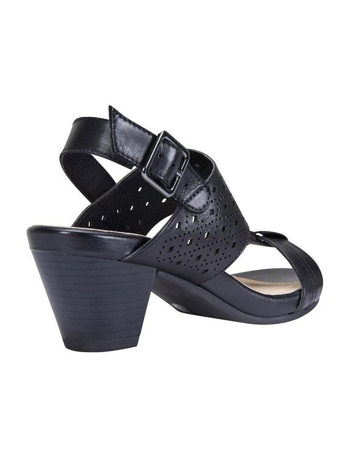 Fonda Black Glove Sandal image 4