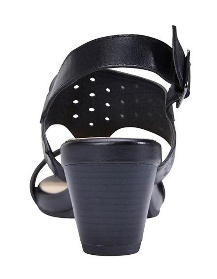 Fonda Black Glove Sandal image 5