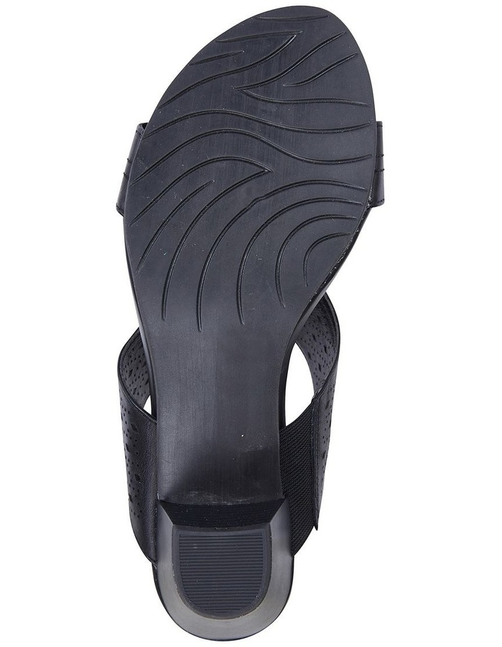 Fonda Black Glove Sandal image 6