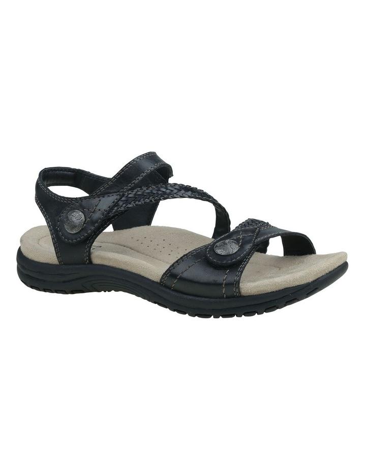 Crop  Black Sandal image 1