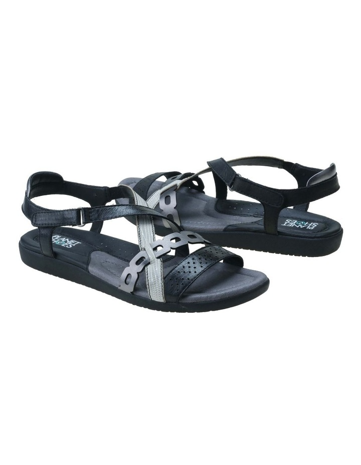 Breeze Black Multi Sandal image 2