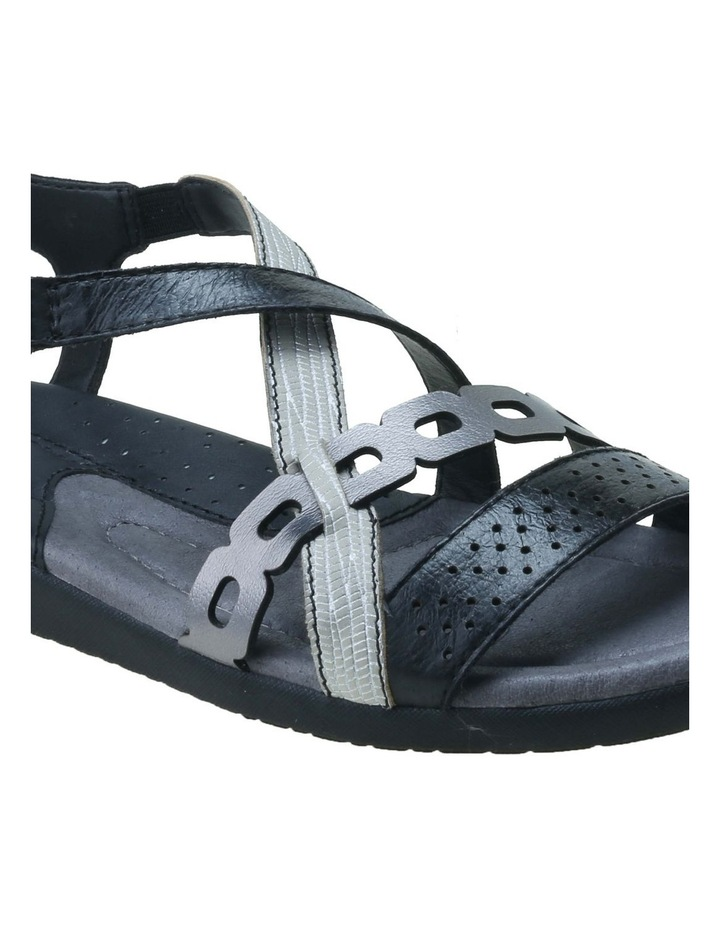 Breeze Black Multi Sandal image 3