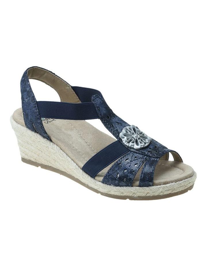 Jojo Navy Sandal image 1