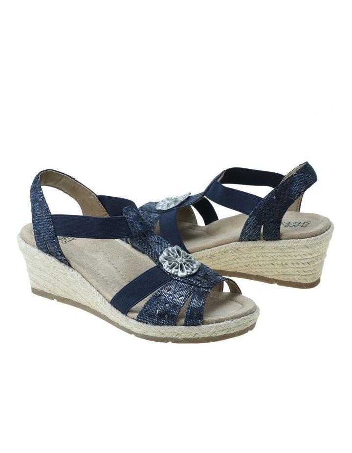 Jojo Navy Sandal image 2