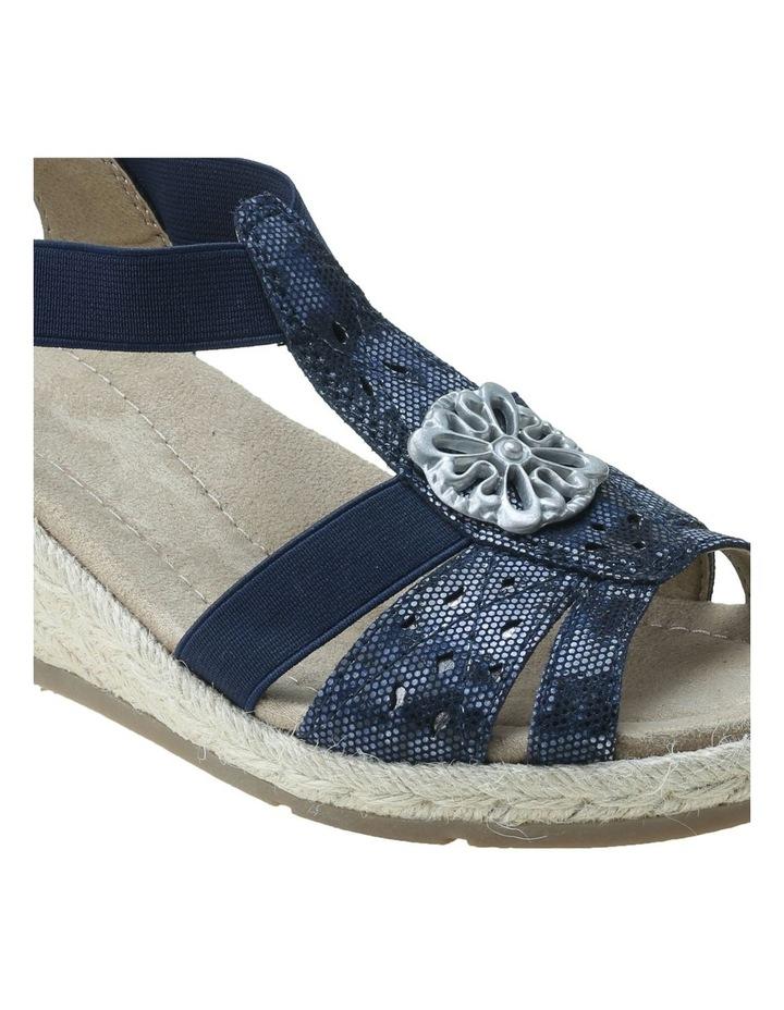 Jojo Navy Sandal image 3
