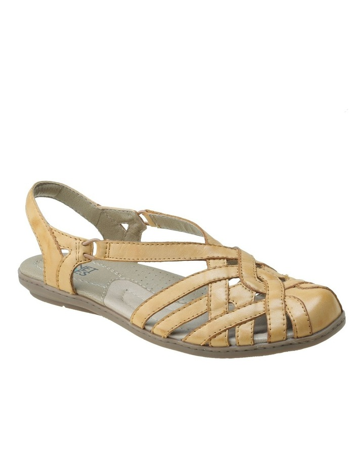 Christine Yellow Sandal image 1