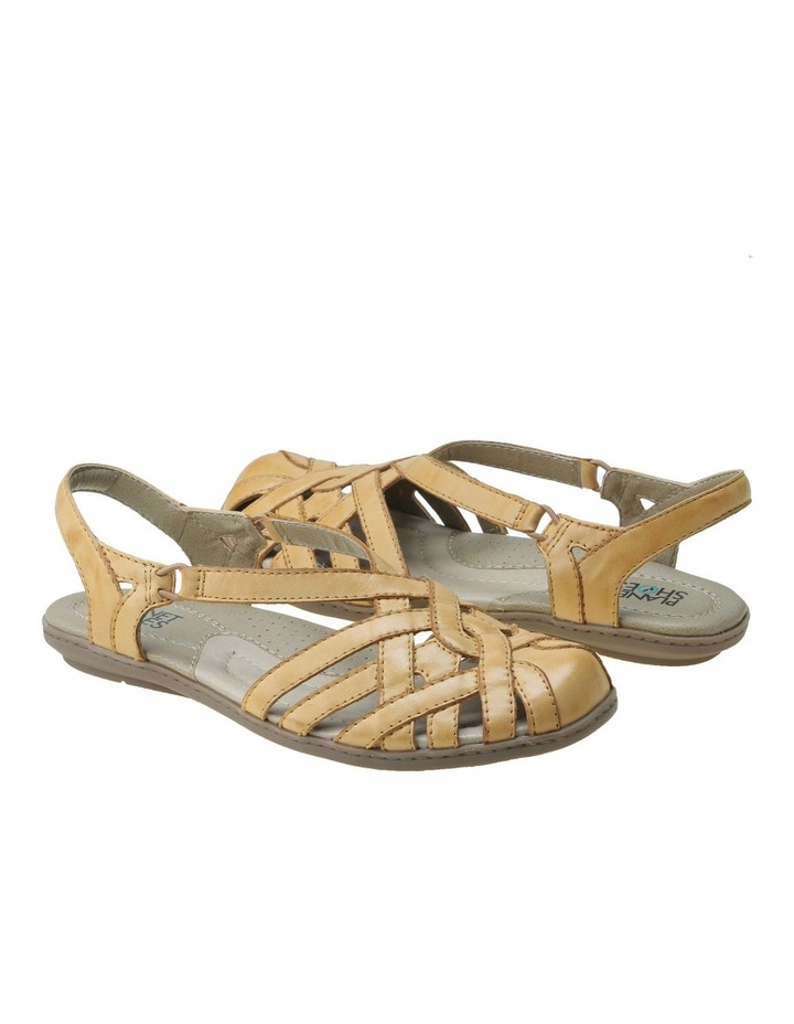 Christine Yellow Sandal image 2