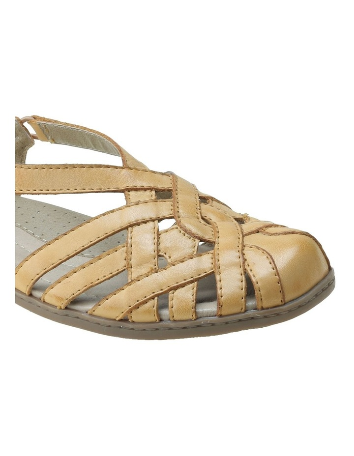 Christine Yellow Sandal image 3