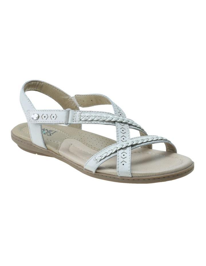 Cherie White Sandal image 1