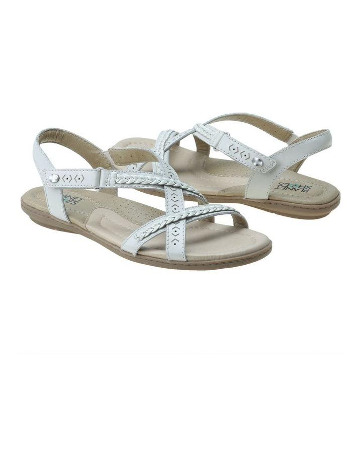 Cherie White Sandal image 2