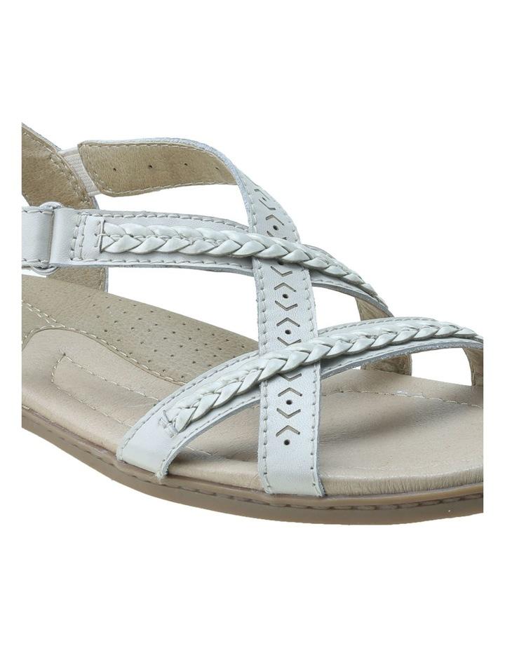 Cherie White Sandal image 3