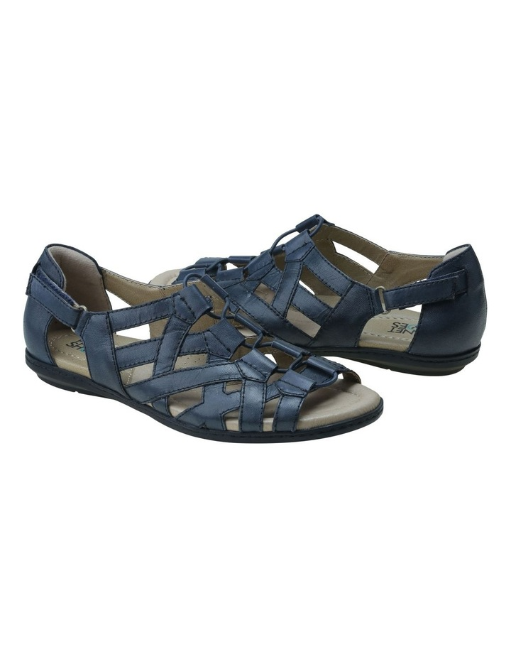 Carli Blue Sandal image 2