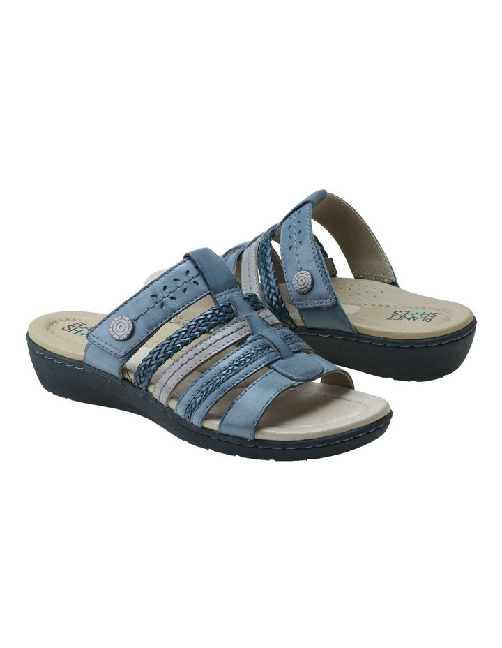 Kate Blue Multi Sandal image 2