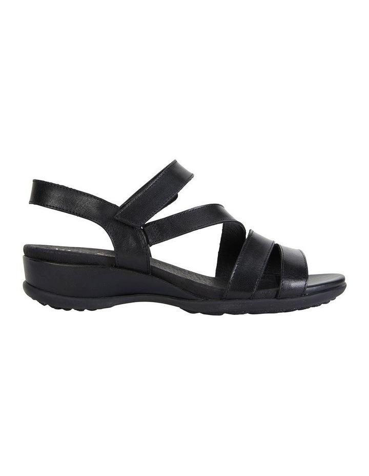 Cisco Black Glove Sandal image 1