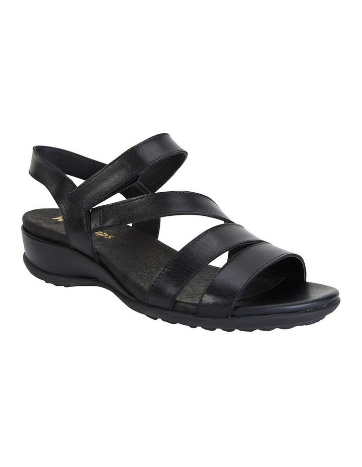 Cisco Black Glove Sandal image 2