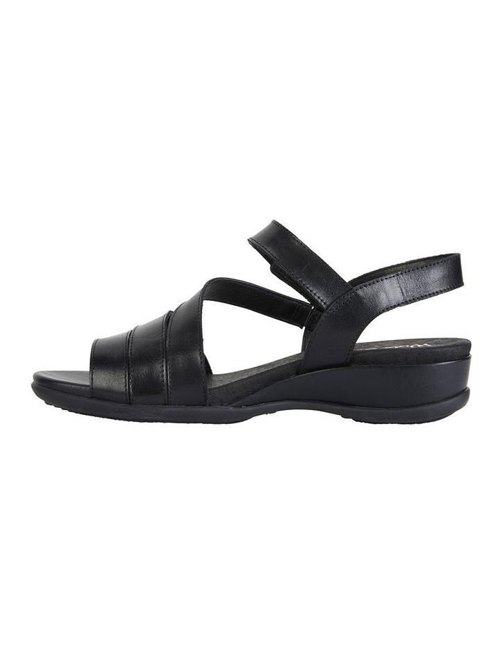 Cisco Black Glove Sandal image 3
