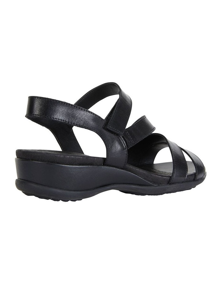 Cisco Black Glove Sandal image 4
