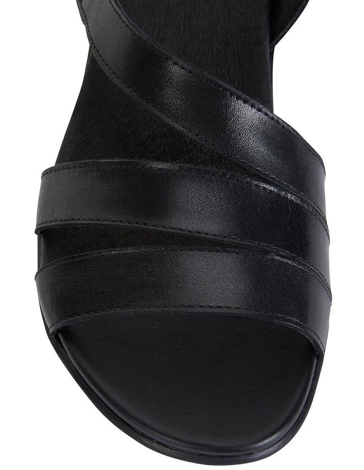 Cisco Black Glove Sandal image 7