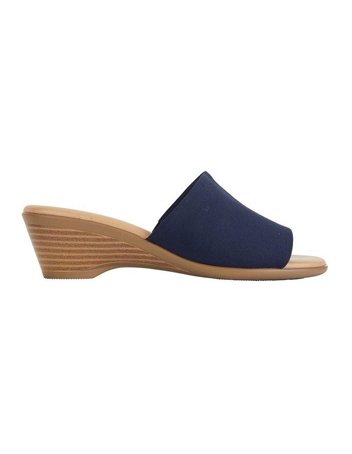 Orient Navy Fabric Sandal image 1