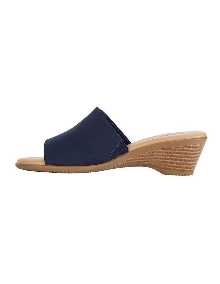 Orient Navy Fabric Sandal image 3