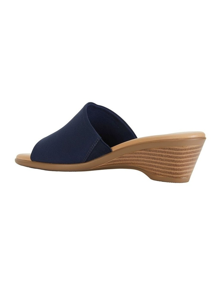 Orient Navy Fabric Sandal image 4