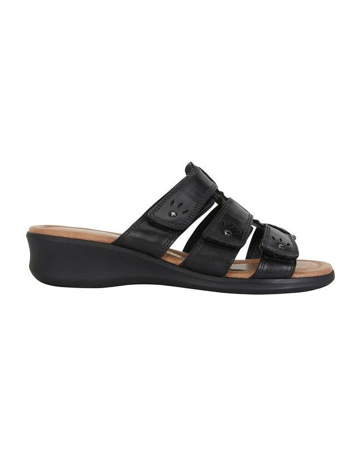Pamela Black Glove Sandal image 1