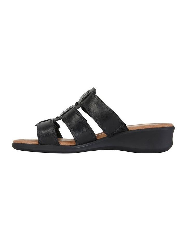Pamela Black Glove Sandal image 3