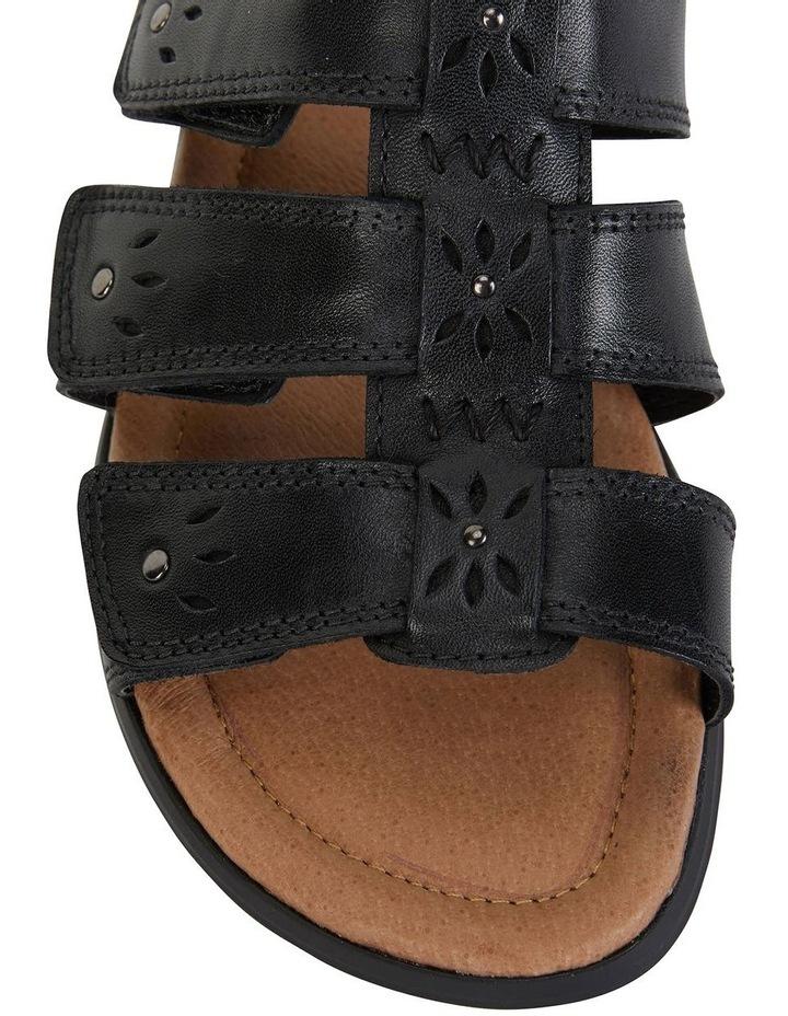 Pamela Black Glove Sandal image 5