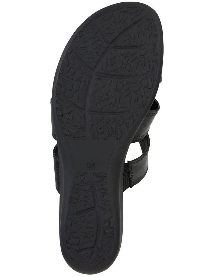 Pamela Black Glove Sandal image 6