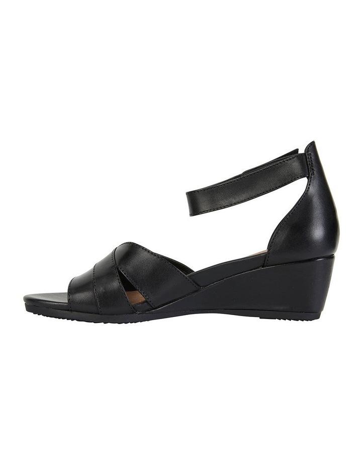 Martha Black Glove Sandal image 3