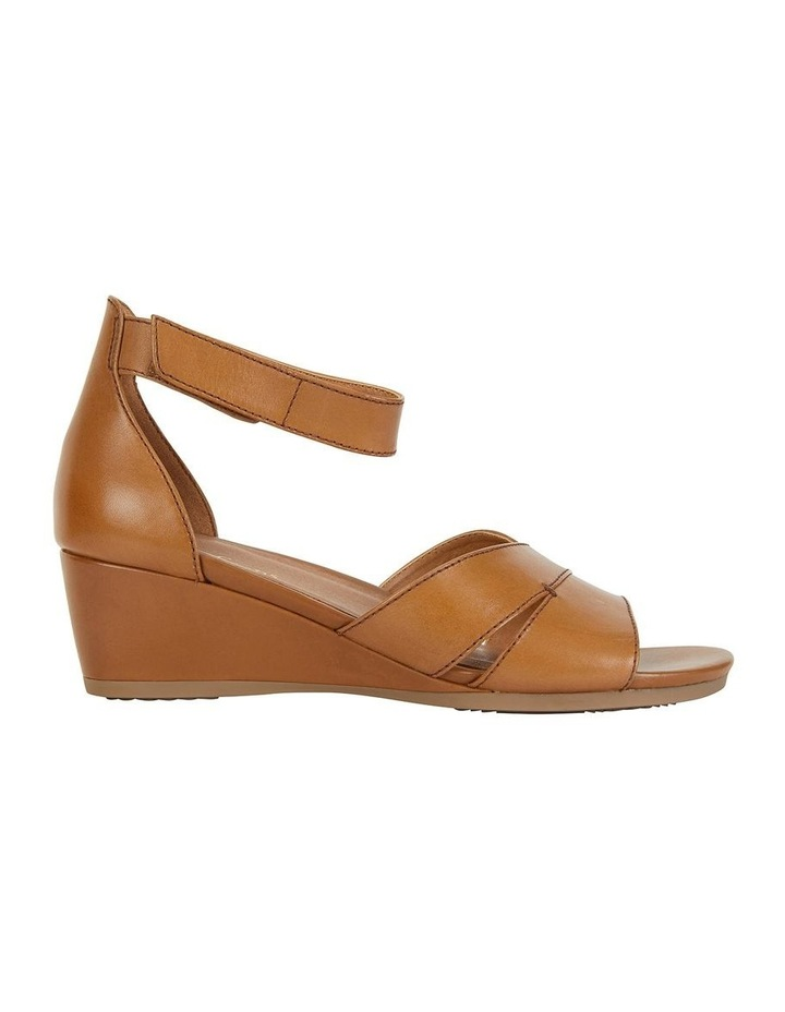 Martha Cognac Glove Sandal image 1