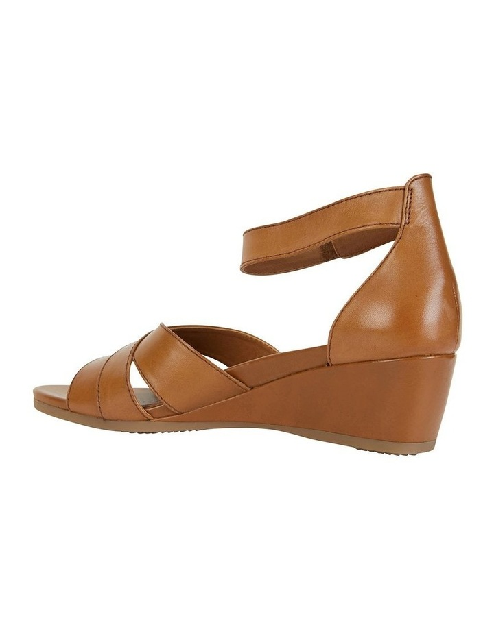 Martha Cognac Glove Sandal image 4