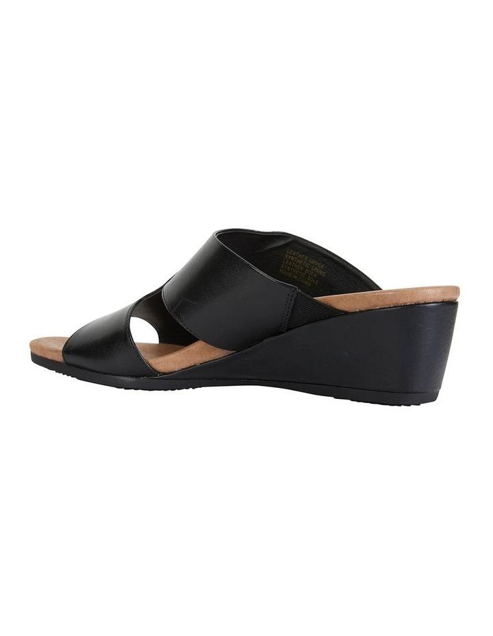 Melanie Black Glove Sandal image 4