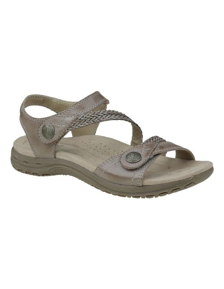 Crop Sandal Taupe image 1