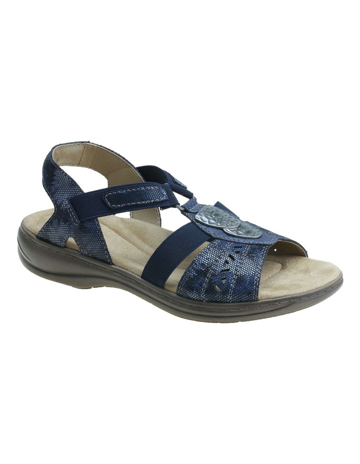Drew Sandal Blue Multi image 1