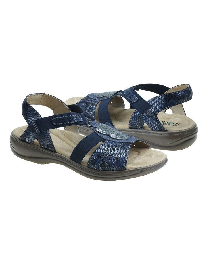 Drew Sandal Blue Multi image 2