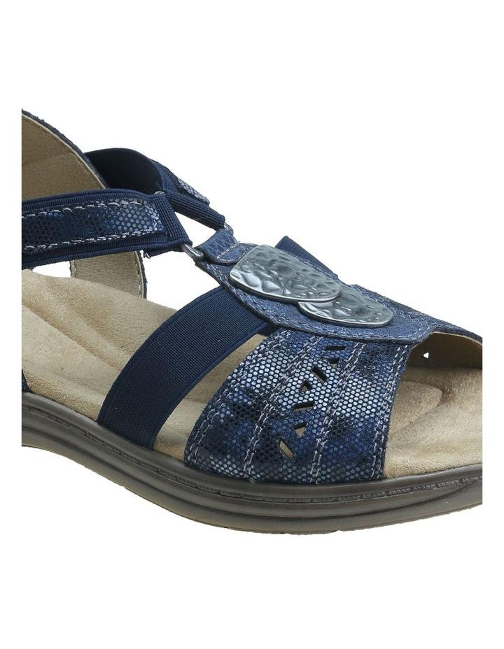 Drew Sandal Blue Multi image 3