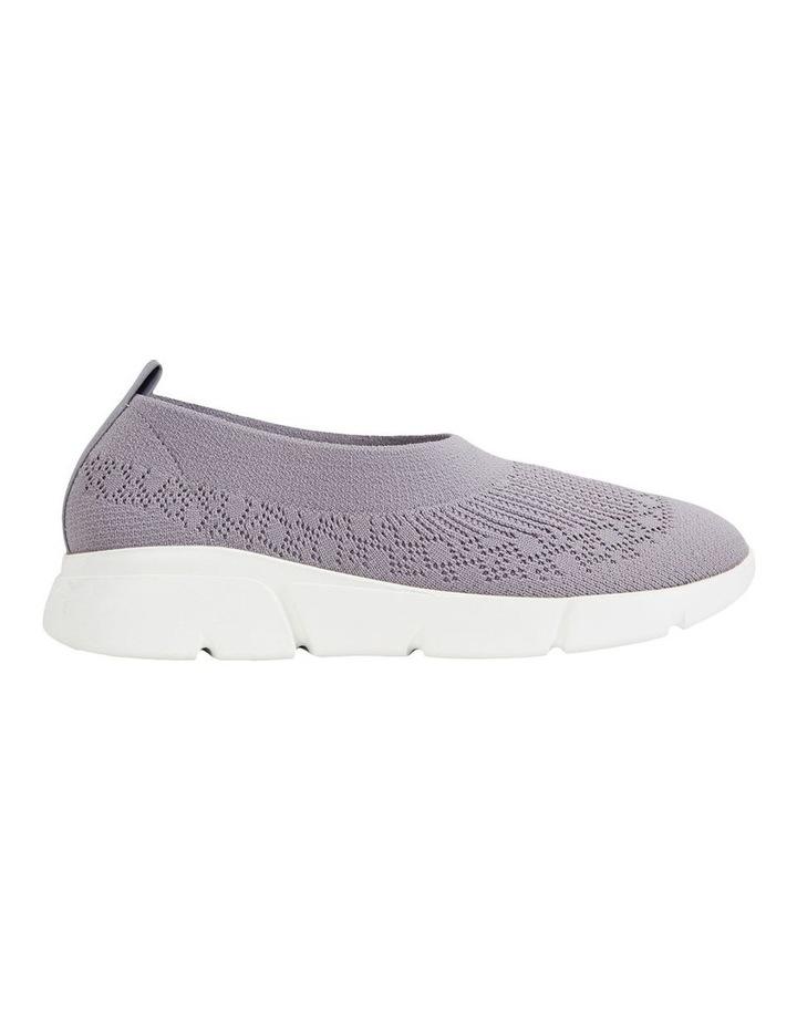 Jamie Grey Knit Sneaker image 1