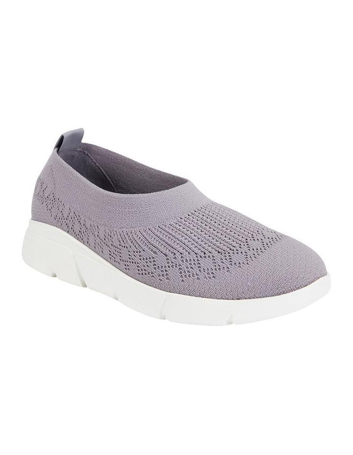 Jamie Grey Knit Sneaker image 2