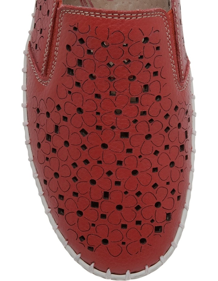 Catah Red Sneaker image 3