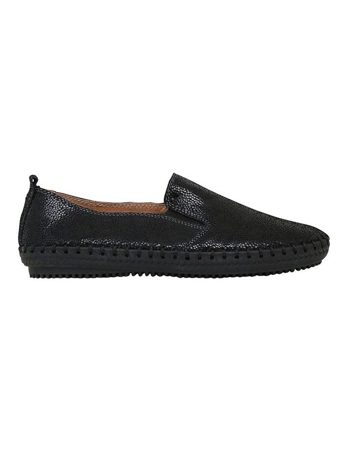 Coble Black Shimmer Sneaker image 1