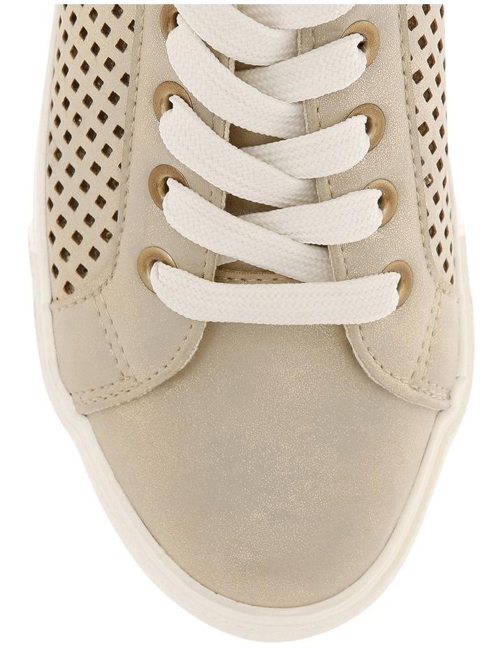 Churros Gold Sneaker image 3