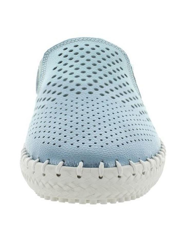Just Bee Cahir Blue Pearl Sneaker image 3