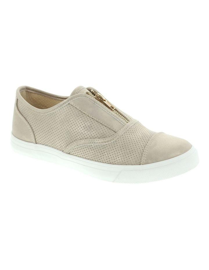 Planet Shoes Paris Gold Sneaker image 1